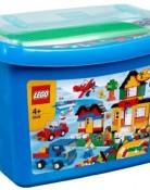レゴ【LEGO】 基本セット 青のコンテナスーパーデラックス