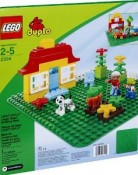 レゴ【LEGO】 デュプロ 基礎板(緑)